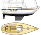 Sail yacht - Tore Vaage